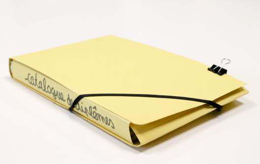 emmymarchesse Catalogue des diplômes